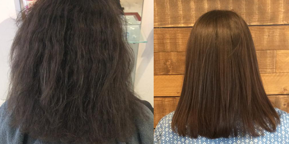 keratin before and after 01